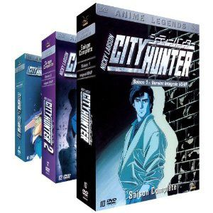 City Hunter (Nicky Larson) - Intégrale (non censurée) - P