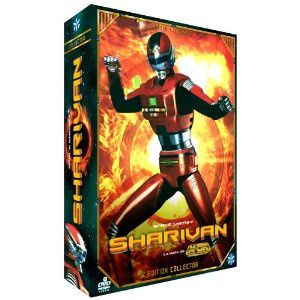 Sharivan (X-Or 2) - Intégrale - Edition Collector (9 DVD +