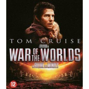 War of the Worlds rem [Blu-ray]