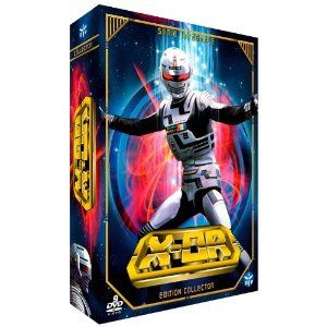 X-Or - Intégrale - Edition Collector (9 DVD + Livret)