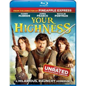 Your Highness [Blu-ray] (2010)