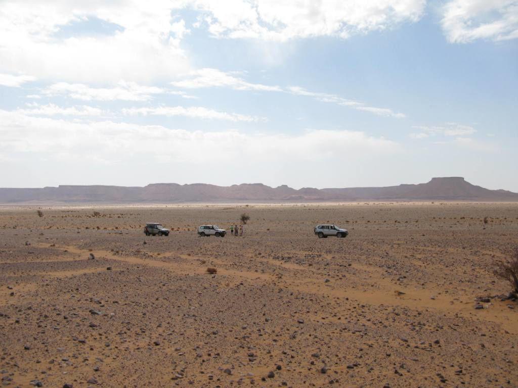 Au hasard des pistes Marocaines 2006 & 2008