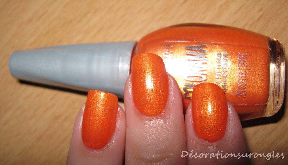 Top vernis - Décorations sur ongles Blog Nail Art SL55