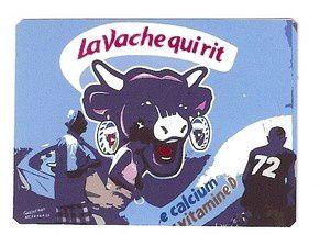 101 - Magnet La vache qui rit Jacqueline