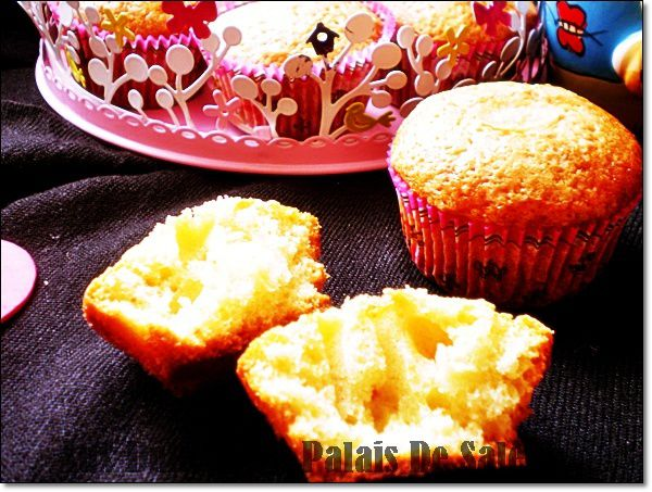 madeleines au citron recette 750 gramme video
