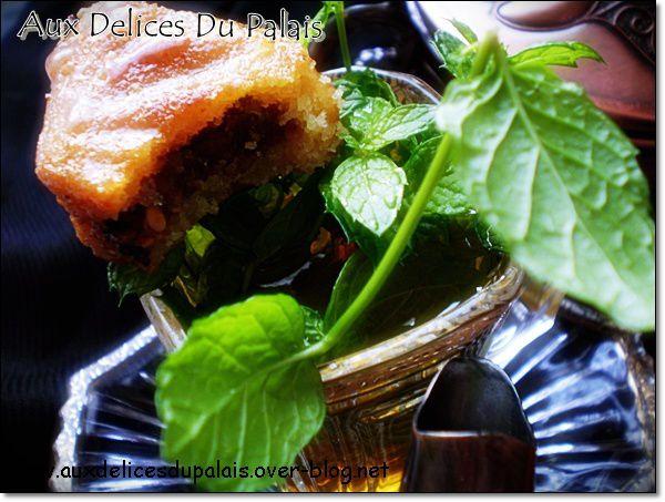 recette thé vert à la menthe SamiaP1010055