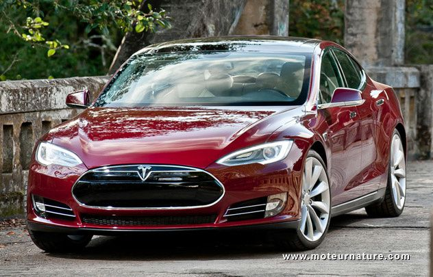 tesla model s la voiture 100 electrique qui parcourt 480 km creer sa monnaie cela vous. Black Bedroom Furniture Sets. Home Design Ideas