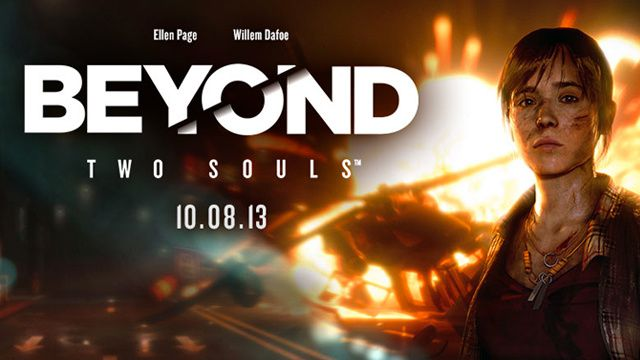 Playstation 3 / Xbox360 BeyondTwoSoulsReleaseDate