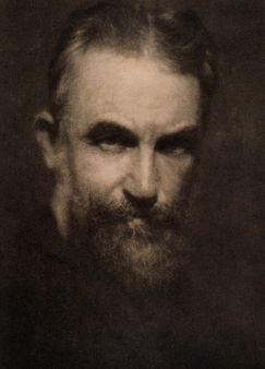 1'Bernard Shaw', a photograph by Alvin Langdon Coburn | Category:Geo