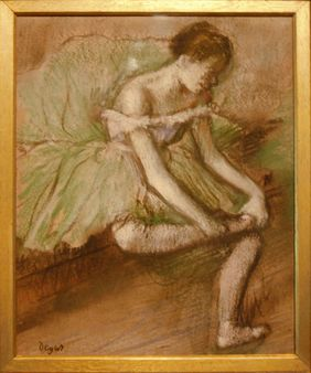 Edgar Degas (The Burrell Collection, Glasgow)