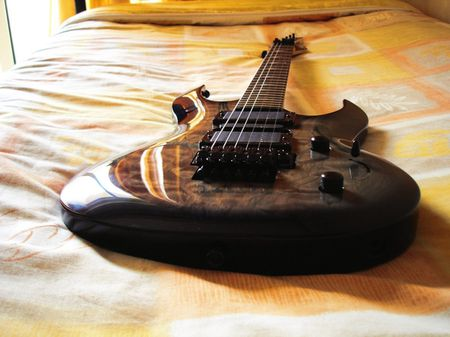 LAG - French electric guitar | Source Self-taken photo | Date 2006-07-