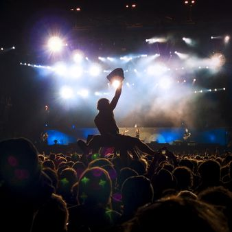 Metallica at Rock Werchter 2009 ♫♪
