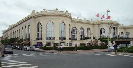 1 Casino von Deauville (Normandie) | Source | Author Hajotthu | Date