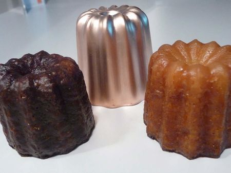 Canele, in Paris