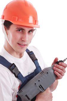 drill man
