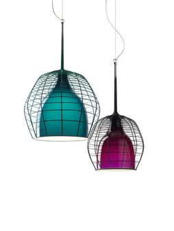 1 Cage Lamp designed for Diesel by Wilbert Das in collaboration with F