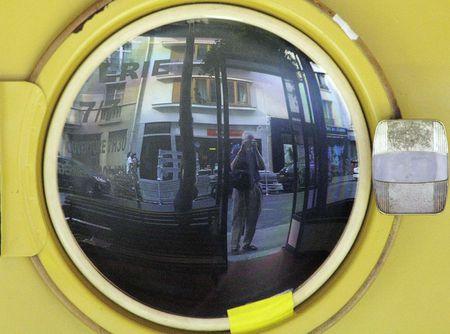Auto-reflet lave-linge