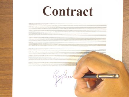 firma contract 10509