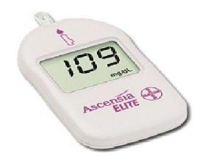Raffigurazione dell'apparecchio medicale Bayer Ascensia Elite
