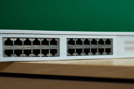 3com 24 port switch
