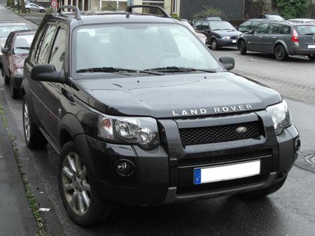 Land Rover Freelander | Source | Date 2008-04-05 | Author Matthias93