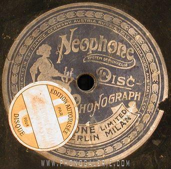 label disques et photo artiste - 29
