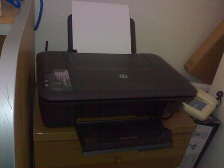 Recensione HP Deskjet 2050 all-in-one J510 series - Blog di make.some ...