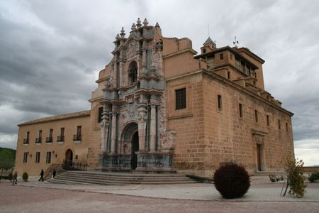 1 Santuario de Caravaca -Murcia | Source | Author Category:Caravaca