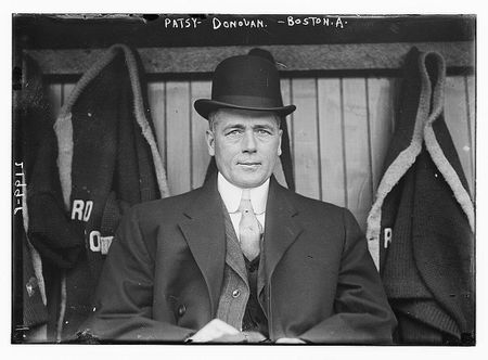 [Patsy Donovan, Red Sox manager (baseball)] (LOC)