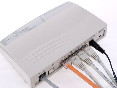 Router/Ethernet Switch