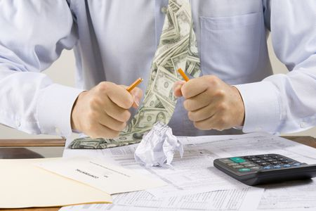 Tax filing gone wrong: this accountant has had enough.