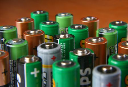 electric a battery