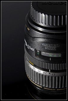 Canon EF-S 17-85mm f/4-5.6 IS USM (sold)