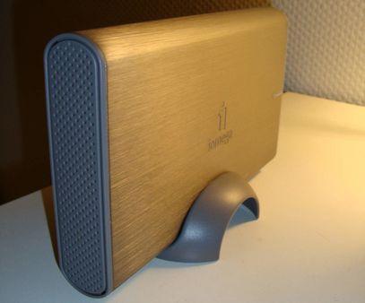 1 External hard drive from en:Iomega | Iomega 1 Extern hårddisk frå
