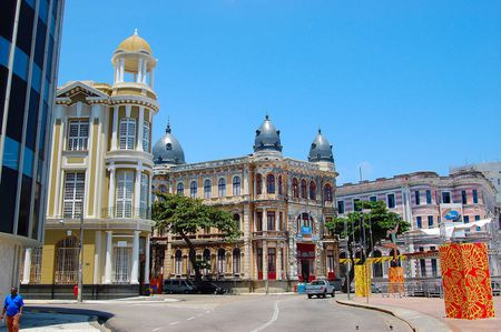 1 Old centre of Recife, Brazil | Source http://www. flickr. com/photos