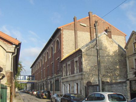 1 Usine Guilleminot in Chantilly : former photographic plates and film
