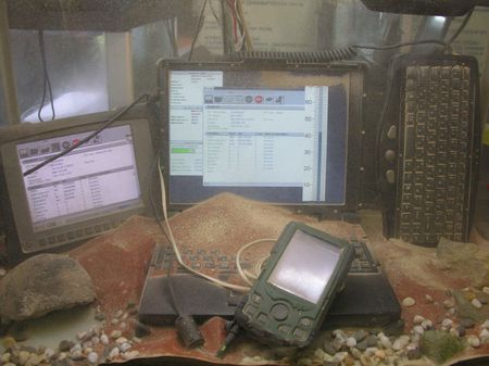 computers in aggressive environment