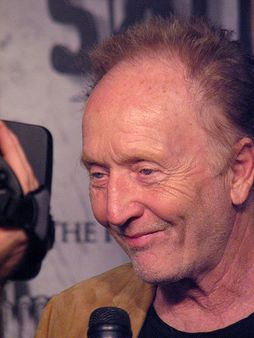 1 Tobin Bell (Jigsaw) attending the Saw 3D premiere at the Mann's Chin