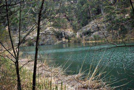 1 Río Guadalquivir en el Parque Natural de las Sierras de Cazorla Seg