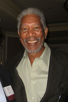 en:Morgan Freeman | Morgan Freeman , Academy Award-winning American ac