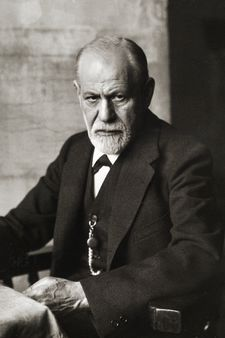 1 en:Sigmund Freud | Sigmund Freud  | Source historic print | Author |
