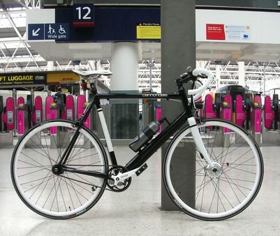 1 Cytronex powered Cannondale Capo Electric Bike | Source Modern Times