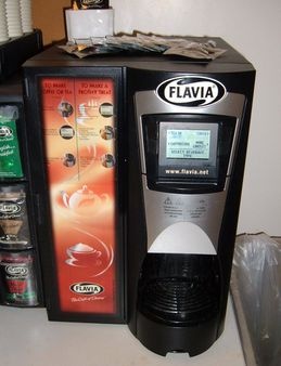 A Flavia coffee machine | Source | Date Taken on January 25, 2008 | Au