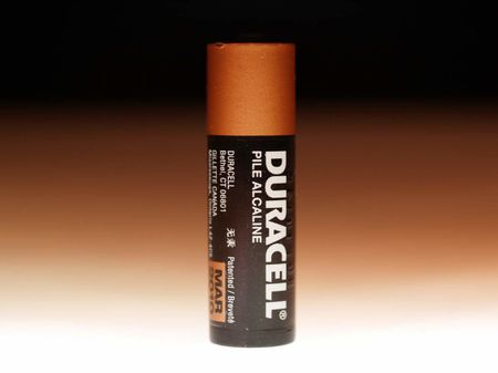 Shaded Duracell