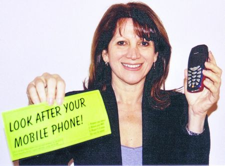Mobile phone crime