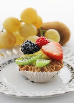Crostatina di Frutta | Source http://www. flickr. com/photos/20912428@