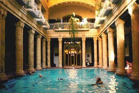 Budapest Gellert baths 01