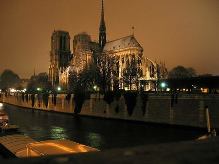 : Paris Notre Dame May 2005 Source: I own the copyright. I'm the a