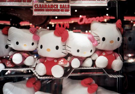 1 Hello Kitty Toys | Source | Author SomeDriftwood | Date 2010 | Perm