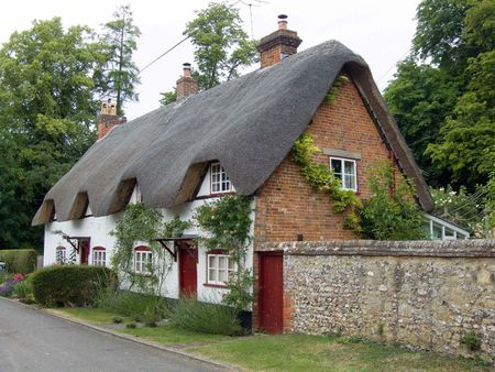 Wherwell cottage